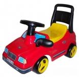 каталка автомобиль спортивный Molto Вихрь (7994)