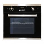 Духовой шкаф Electronicsdeluxe 6009.01 эшв-014, черное стекло