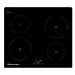 Варочная поверхность Electronicsdeluxe 595204.01 эви, черная