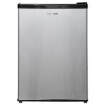 холодильник Shivaki SHRF-75CHS, серебристый