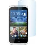 защитное стекло для смартфона skinBOX для HTC Desire 526G+, глянцевое