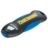usb-флешка Corsair Flash Voyager USB 2.0 8Gb, черно-синяя