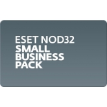 антивирус ESET NOD32 Small Business Pack (NOD32-SBP-NS(CARD)-1-5), на 5 ПК
