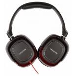 гарнитура для пк Creative HS 880 Draco черная/красная