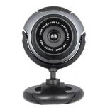 web-камера A4 PK-710G черный