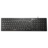 Клавиатура Oklick 556S USB, чёрная, купить за 835руб.