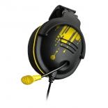 гарнитура для пк Steelseries 9H NaVi Edition, черный/желтый