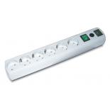 сетевой фильтр Most RG 5м (6 розеток)белый