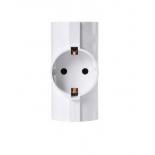 разветвитель электропитаня Buro BU-PS3TG-W, белый