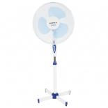 вентилятор Supra VS-1615R, бело-синий