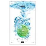 Водонагреватель Zanussi GWH 10 Fonte Glass Lime (газовый)