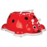 ходунки Pilsan Love Bug Baby Walker (07-499-T), красные