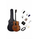 музыкальный инструмент Гитара Enya EM-X1+