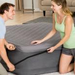наматрасник Intex 69643 (152x203 см)  для двуспальных надувных кроватей