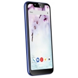 смартфон Fly View Max 2/16Gb, синий