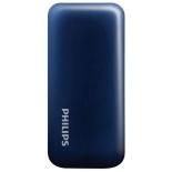 сотовый телефон Philips Xenium E255 синий