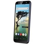 смартфон Fly Slimline 1/8Gb, сине-черный