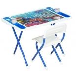 комплект детской мебели Дэми Damibaby evro В поисках Немо синий