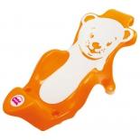 аксессуар для купания детей Горка Baby Ok Buddy, оранжевая