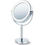 зеркало косметологическое Beurer BS69 для лица, серебристое