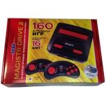 игровая приставка SEGA Magistr Drive 2 Little, 160 встроенных игр