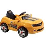 электромобиль Наша Игрушка желтый (86098)