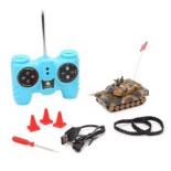 радиоуправляемая модель Танк Наша игрушка 9816A с запасными гусеницами