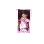 кукла Наша Игрушка Софи LD9806A 38 см (воспроизводит 12 звуков)