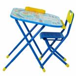 комплект детской мебели Дэми Дошколёнок Блокнот (у2р.1.Син) синий