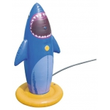 надувная игрушка BestWay 52246 BW Акула, боксёрская груша (74х74х132см)