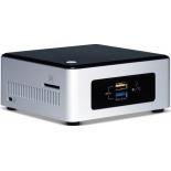 мини-компьютер Intel NUC BOXNUC5PPYH черный,серый