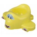 горшок детский Pilsan Airplane Child Potty (07-516-T)  желтый