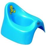 горшок детский Pilsan Chick Child Potty (07-509-T) синий
