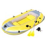 лодка надувная BestWay 61068 BW Hydro-Force Raft Set 255х127 см
