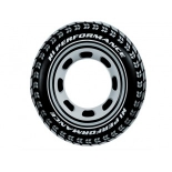 надувной круг Intex  Шина 91 см от 9 лет