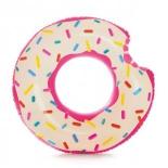 надувной круг Intex Пончик 107х99 см, от 9 лет