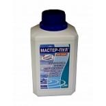 бытовое хим. средство Маркопул Кемиклс мастер-пул М19 (0,5 л) бутылка, жидкое безхлорное средство 4 в 1 для обеззараживания