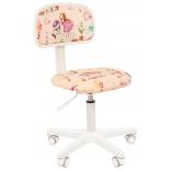 компьютерное кресло Chairman Kids 101 ткань принцессы (7027819)