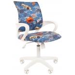 компьютерное кресло Chairman Kids 103 ткань машинки (7027830)