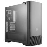 Корпус компьютерный Cooler Master MasterBox E500 без БП MCB-E500-KG5N-S00 черный, купить за 4 430руб.