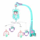 аксессуар к детской кроватке Наша Игрушка Мобиль (BM5016 2) звук