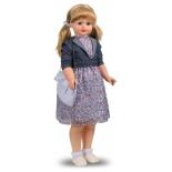Кукла Весна Снежана 21 (В1535) 83 см, звук, купить за 3 190руб.