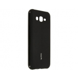 чехол для смартфона Cherry для Samsung J7 Neo SM-J701, силиконовый, в комплекте с плёнкой, черный