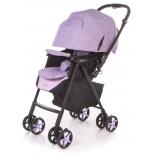 коляска Jetem Graphite, фиолетовая