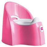 горшок детский Baby Ok Pasha, розовый