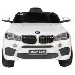 электромобиль Barty BMW X6M BMW JJ2199, белый