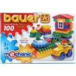 конструктор Bauer Механик 188 Избушка (100 элементов)