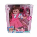 кукла Наша Игрушка 1706E (6 аксессуаров)
