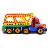 игрушки для мальчиков Машинка Bauer Автовоз Сокол (167)