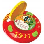 музыкальная игрушка Азбукварик CD-плеер с огоньками Песенки из мультиков (085 1(111 3))